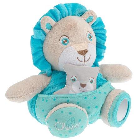 Papai Leão Soft Cuddles Abraço Fofinho - Chicco