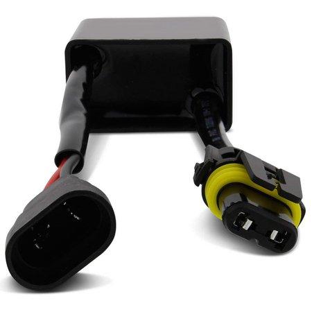 Capacitor Canceler para Xênon HID e Headlights Anti-Oscilação de Luz Universal