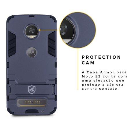 Capa Armor para Motorola Moto Z2 Play - Gorila Shield