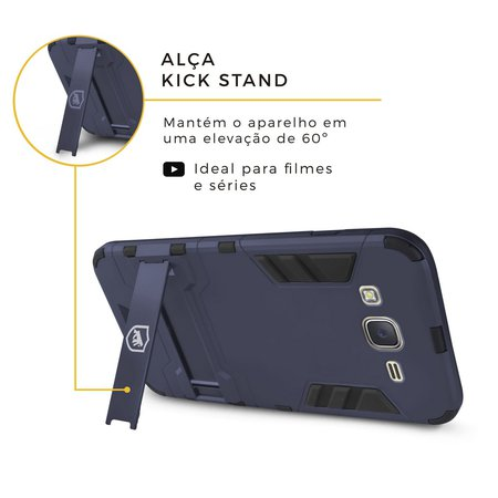 Capa Armor para Samsung Galaxy On 7 - Gorila Shield