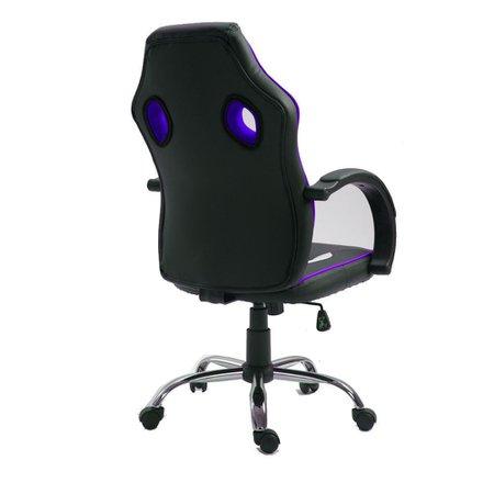 Cadeira Gamer Giratória c/ Altura Regulável Gallant GCD10GPUA