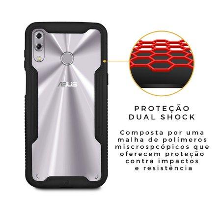 Capa Dual Shock para Novo Asus Zenfone 5 e 5z - Gorila Shield