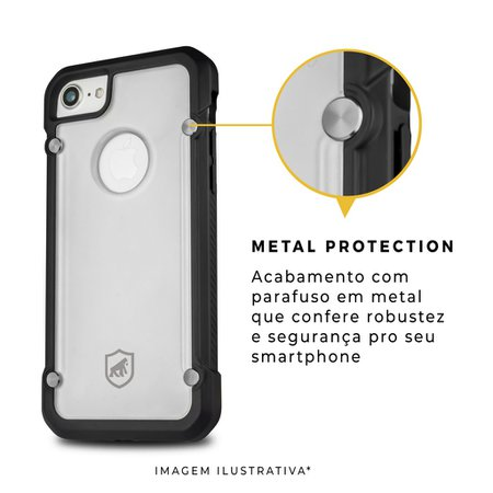 Capa Grip Shield para Samsung Galaxy S8 Plus - Gorila Shield
