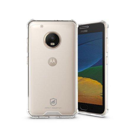 Capa para Motorola Moto G5 - Ultra Clear - Gorila Shield