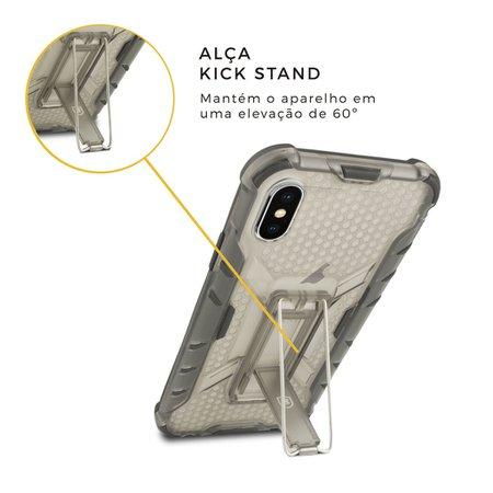 Capa Plasma para iPhone X e Iphone XS - Gorila Shield
