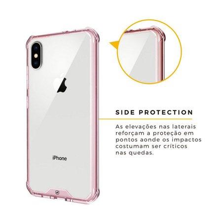 Capa Ultra Slim Air Rosa para iPhone X e XS - Gorila Shield