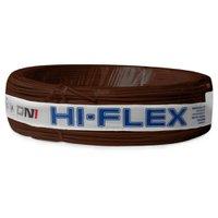Fio Flexível para Instalação Automotiva Dni Hi-Flex 1,50 mm 100 Metros Marrom