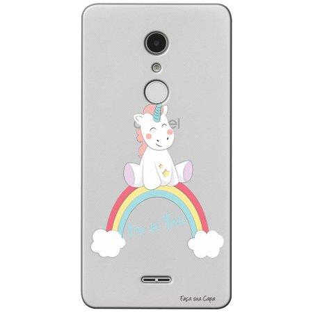 Capa Personalizada para Alcatel A3 XL Baby Unicórnio - TP312