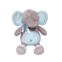 Elefantinho Meu Carinho Azul 5937 - Buba