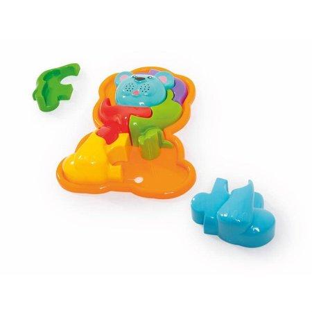 Animal Puzzle 3D Leão - Calesita