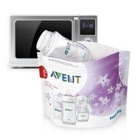 Sacos Para Esterilização em Micro-ondas SCF297/05 - Avent