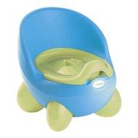 Troninho Infantil 2 em 1 Learn Style Azul BB203 - Multikids