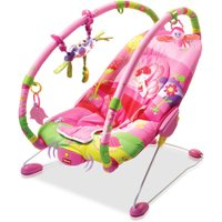 Cadeira Tiny Princess Gymini Bouncer - Tiny Love