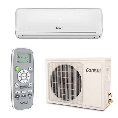 Ar-Condicionado Split Inverter Consul 18000BTUs Frio CBG18EBBNA