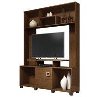 Estante Home Theater Para TV até 47 Pol. Milla - HB Móveis