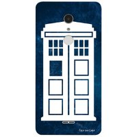 Capa Personalizada para Alcatel A3 XL Doctor Who - TV07
