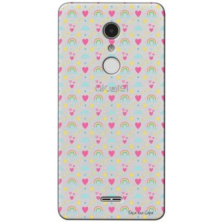 Capa Personalizada para Alcatel A3 XL Love - TP244