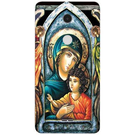 Capa Personalizada para Alcatel A3 XL Maria Mãe de Jesus - RE15