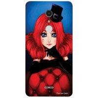Capa Personalizada para Alcatel A3 XL Moulin Rouge - DE05