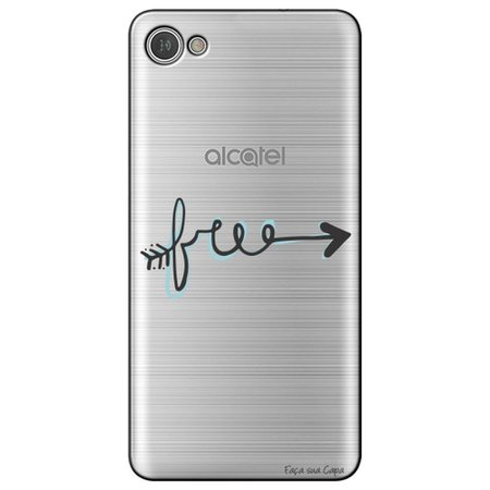 Capa Personalizada para Alcatel A5 Led - Free - TP245