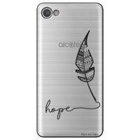 Capa Personalizada para Alcatel A5 Led - Hope - TP271