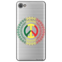 Capa Personalizada para Alcatel A5 Led - Peace - TP264