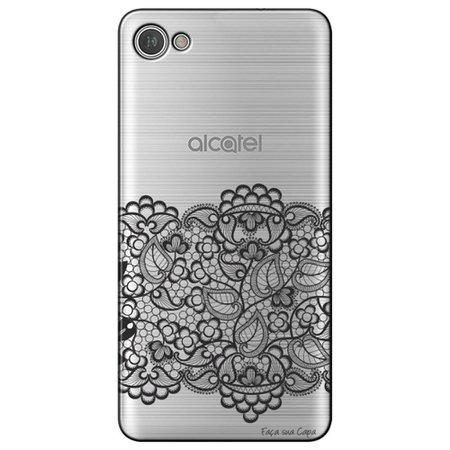 Capa Personalizada para Alcatel A5 Led - Renda - TP300