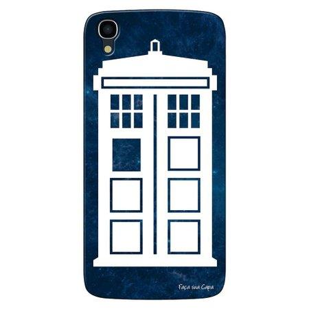Capa Personalizada para Alcatel Idol 3 5.5 Doctor Who - TV07