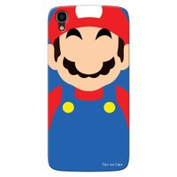 Capa Personalizada para Alcatel Idol 3 5.5 Super Mario - GA25