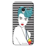Capa Personalizada para Alcatel Pixi 3 4.5 Girl - TP265