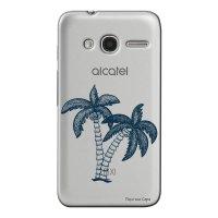 Capa Personalizada para Alcatel Pixi 4 4.0 Coqueiro - TP319