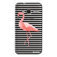 Capa Personalizada para Alcatel Pixi 4 4.0 Flamingo - TP317
