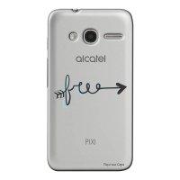 Capa Personalizada para Alcatel Pixi 4 4.0 Free - TP245