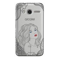 Capa Personalizada para Alcatel Pixi 4 4.0 Girl - TP266