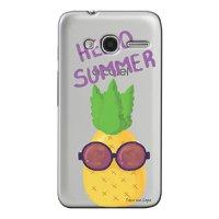 Capa Personalizada para Alcatel Pixi 4 4.0 Hello Summer - TP322