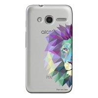 Capa Personalizada para Alcatel Pixi 4 4.0 Leão - TP234