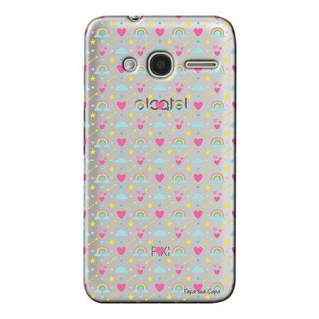 Capa Personalizada para Alcatel Pixi 4 4.0 Love - TP244
