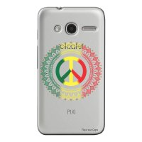 Capa Personalizada para Alcatel Pixi 4 4.0 Peace - TP264