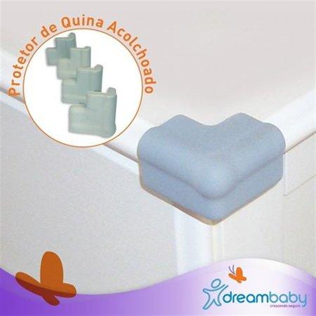 Protetor Para Quina Acolchoado LS810 - Dreambaby