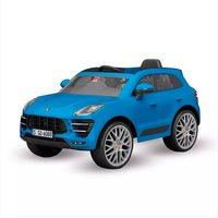 Porsche Macan 12V Azul com Controle Remoto - Bandeirante