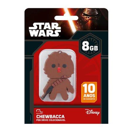 Pendrive Chewbacca 8Gb Multilaser- PD041