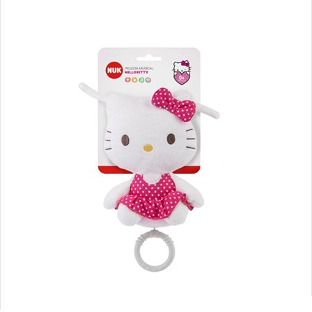 Mobile Pelúcia Musical Hello Kitty - Nuk