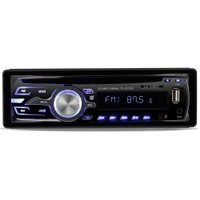 Rádio Automotivo Player Dazz DZ-65895BT Cd Mp3 Player Usb Am Fm Bluetooth