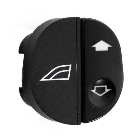 Botão Interruptor Simples Do Vidro Elétrico Direito Ford Ka 2008 a 2013