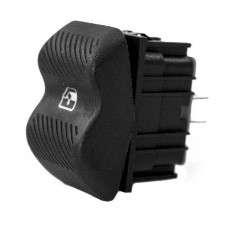 Botão Interruptor Simples Do Vidro Elétrico Vw Gol Parati Saveiro G2