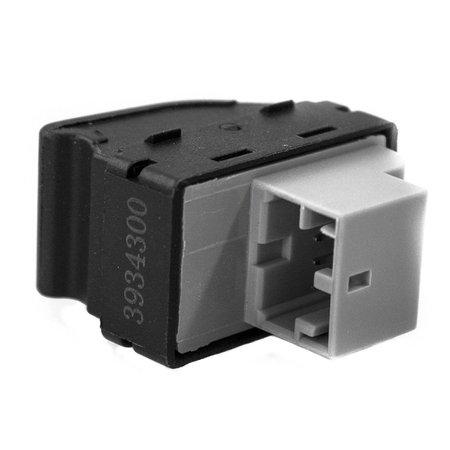 Botão Interruptor Simples Do Vidro Elétrico Direito Vw Gol G4 G5 Fox SpaceFox