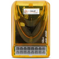 Central de Vidro Elétrico Soft AW200 Universal 2 Portas Antiesmagamento