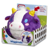 Wiggimals Pelúcia Vaca - Little Tikes