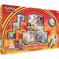 Cartas Pokemon Box Coleção Alola Solgaleo - Copag