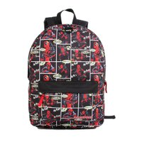 Mochila Escolar Deadpool G - DMW